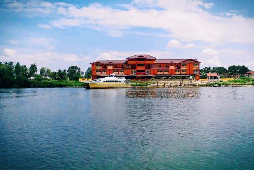 Villamas Residence Tok Bali, Pasir Putih