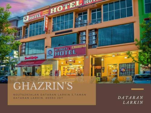 Ghazrins Dataran Larkin, Johor Bahru
