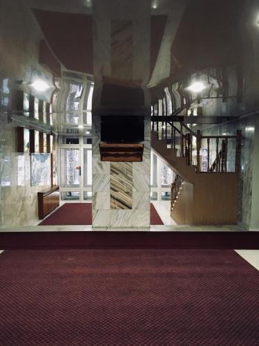 Volfram Hotel, El'brusskiy rayon