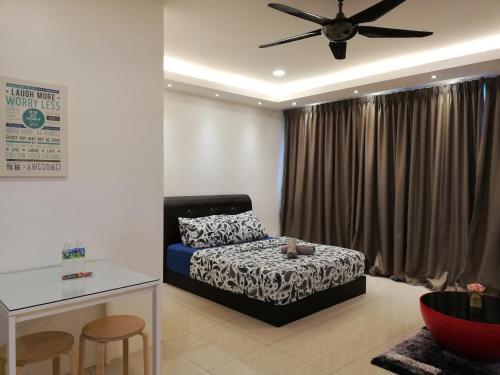 Peanut House @ Trefoil Setia Alam, Kuala Lumpur