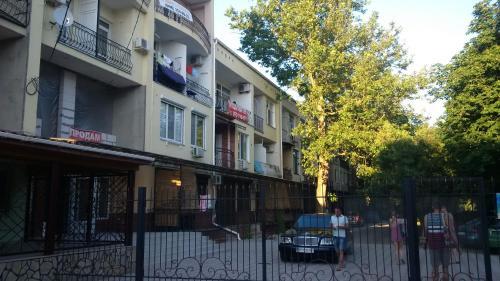 Hotel Complex Arkadiya, Holoprystans'kyi