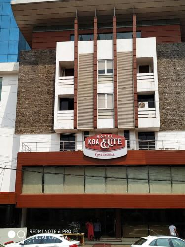 KGA Elite Continental Hotel, Pathanamthitta