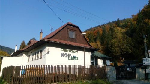 Penzion Wolfland - Javorniky, Považská Bystrica