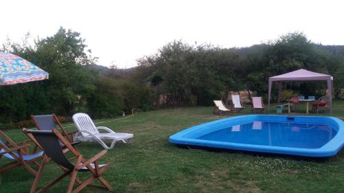 Cabanas El Molino, Arauco