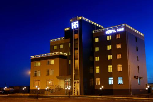 Hotel Nine Tsogttsetsii, Tsogttsetsii