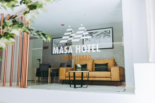 Masa Hotel 5 de Outubro, Lisboa