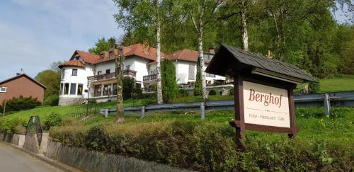 Hotel Berghof, Höxter