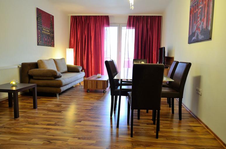 GoVienna Messe Wien Apartment, Wien