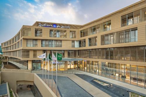 Radisson Blu Hotel & Residence, Riyadh Diplomatic Quarters,