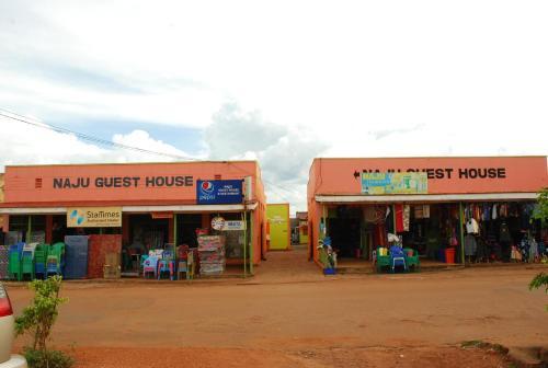 Naju Guest House Masindi, Buruli