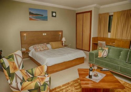 Hotel Residence Christy, San-Pédro