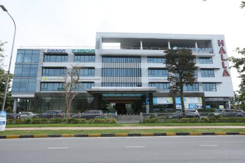 HALLA HOTEL, Yên Phong