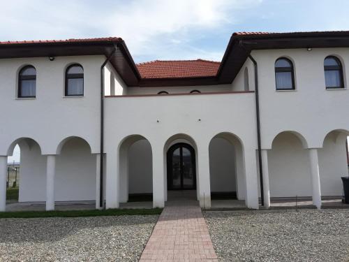 Pensiunea Casa Alba, Osorhei