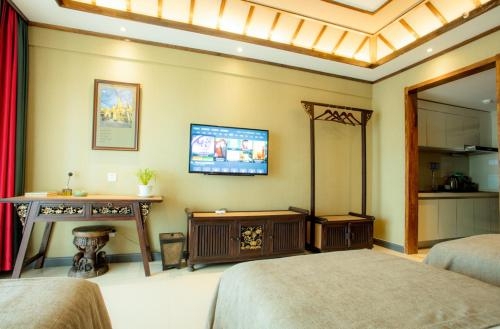 Manyueting Boutique Vacation Hotel, Xishuangbanna Dai