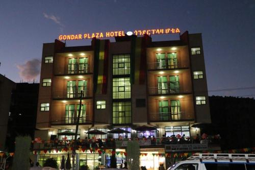 Gondar Plaza Hotel, Semen Gondar