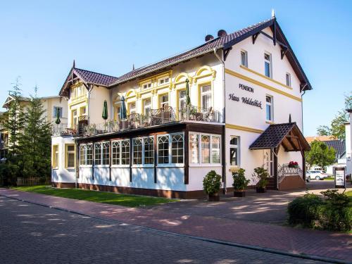 Pension Haus Waldesblick, Rostock
