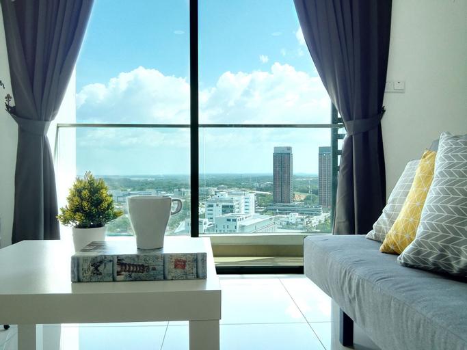 Cyberjaya Cybersquare Soho Suites, Kuala Lumpur