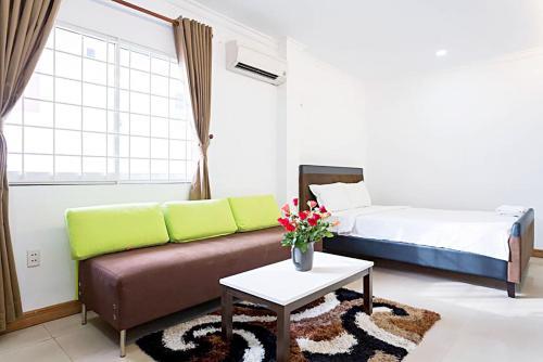 Tran Gia Apartment 6, Bình Thạnh