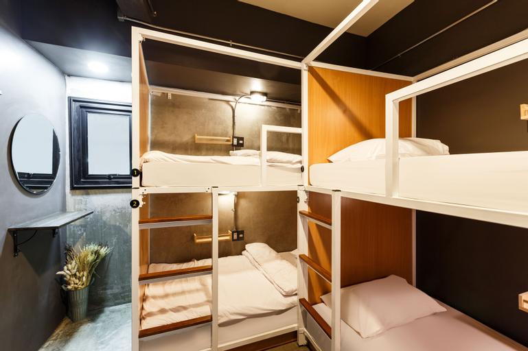 Sleepover Hostel Bangkok, Bang Su
