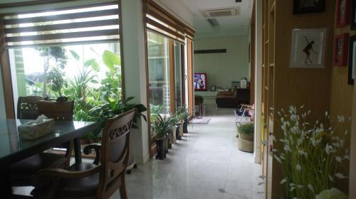 Green guest house, Seo