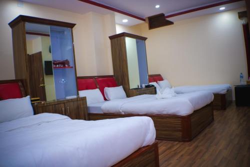 Taj Hotel, Lumbini