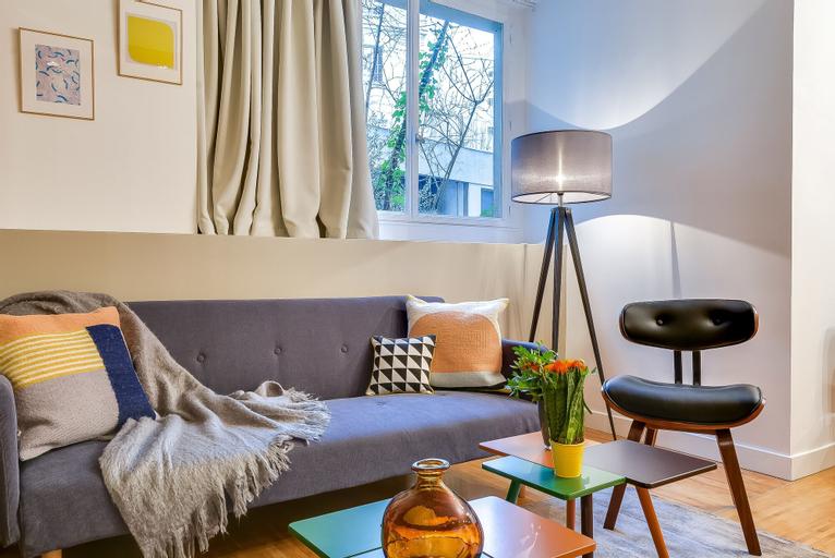 Le Vaugirard - 3 Bedrooms Apartment, Paris