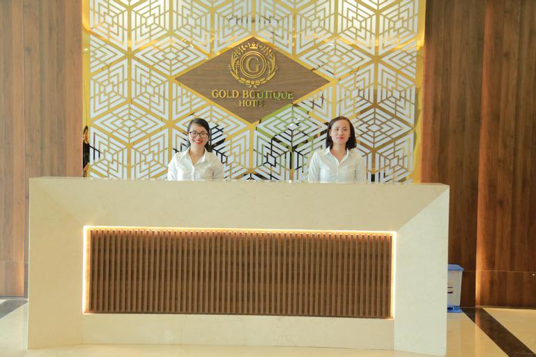 Gold Boutique Hotel, Thanh Khê
