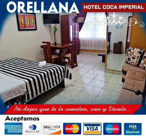 Hotel Coca Imperial, Orellana