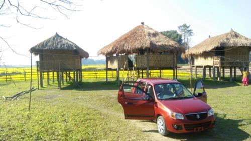 Majuli Eco Camp Brahmaputra, Jorhat