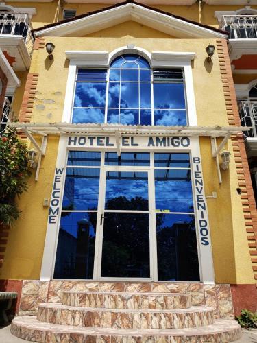 Hotel El Amigo, Panajachel