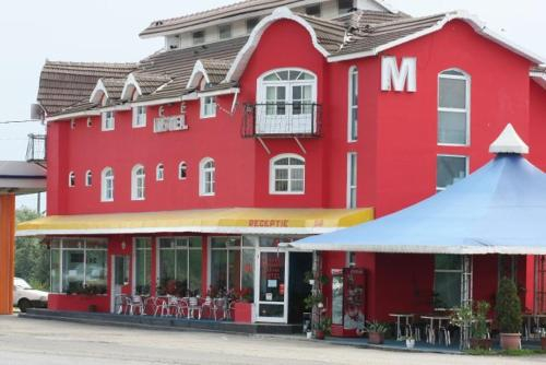Motel Izvorul Rece, Geoagiu
