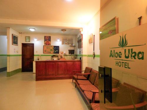 Hotel Aloe Uka, Maynas