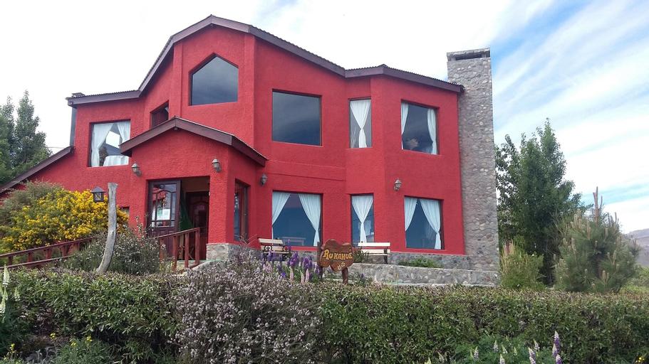 Hosteria Rukahue, Lago Argentino
