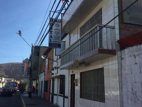Hostal Prat, Arica