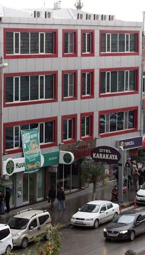 Erzincan Otel Karakaya, Merkez