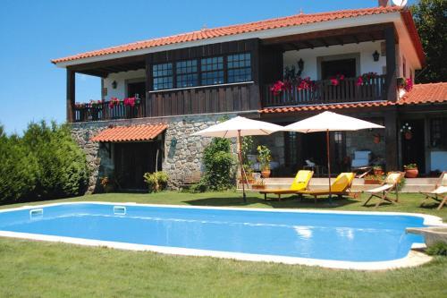 Holiday Home Sao Martinho de Coura - PON03245-F, Paredes de Coura