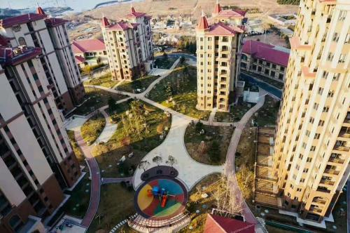 Mountain Seaside Condo Resort, Weihai