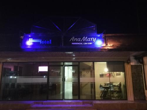 Hotel Ana Mary, Santiago