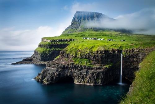 Gasadalsgarður, Sørvágs