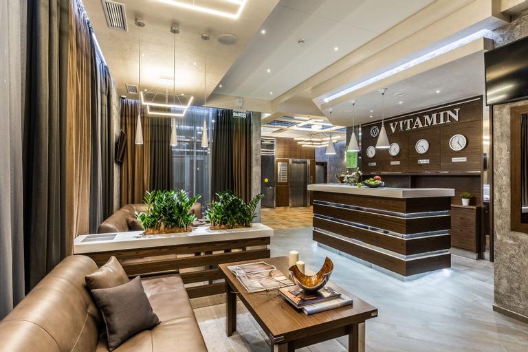 """Hotel """"VITAMIN"""", Krasnodar gorsovet"""