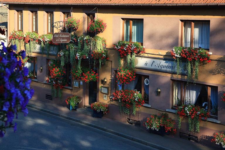 Hôtel Restaurant à l'Agneau, Bas-Rhin