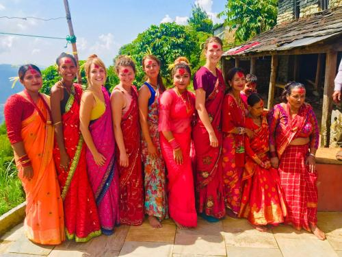 Jayagau Homestay and Aroma yoga,Meditation Retreat, Dhaualagiri