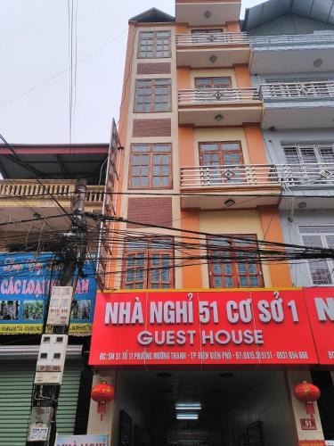 51 GuestHouse - 1st Branch, Điên Biên Phủ