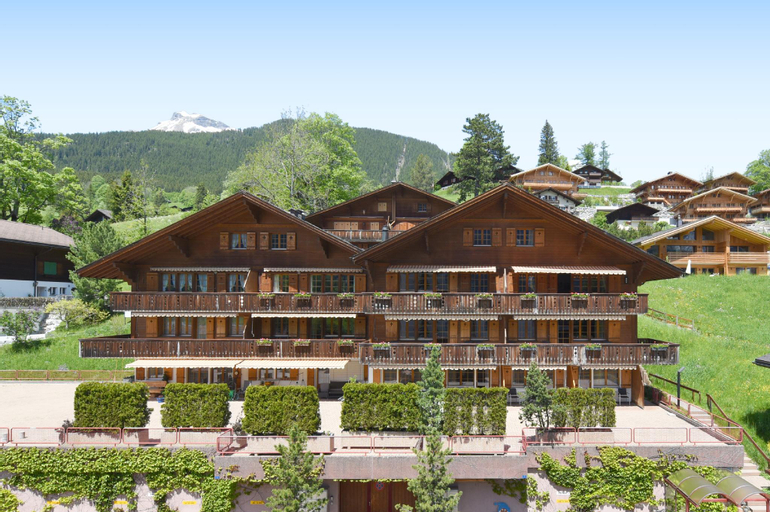 Aparthotel Eiger *** - Grindelwald (Pet-friendly), Interlaken