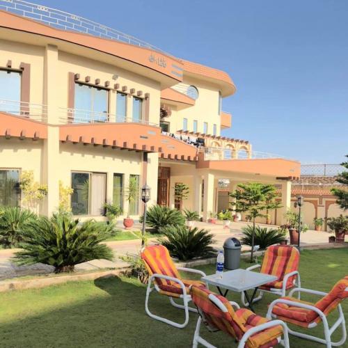 Royal Emirates Residence, Hazara