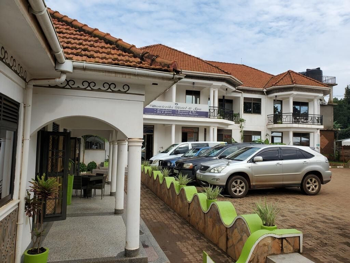 Mowicribs Hotel & Spa, Entebbe