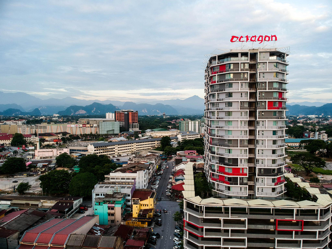 The Octagon Ipoh byPlush, Kinta