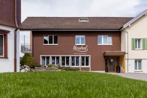 Neuhof Gaste-& Schokohaus, Appenzell Innerrhoden