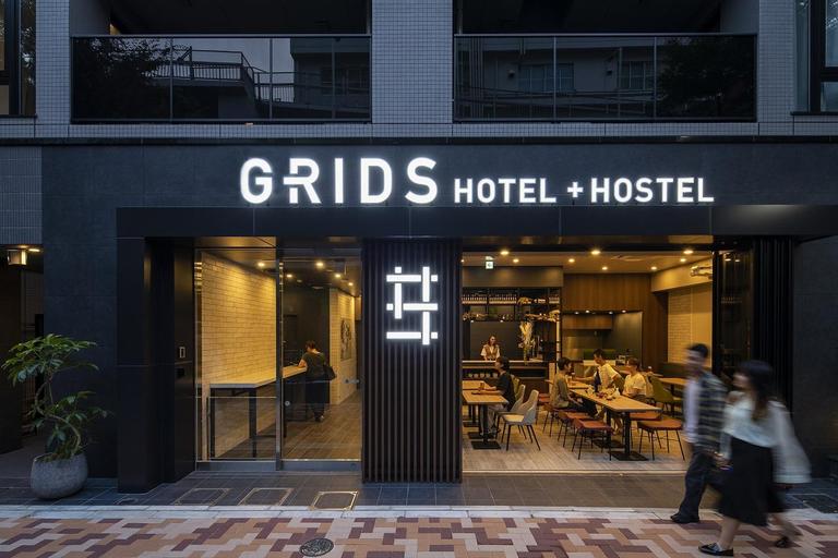 Grids Tokyo Ueno Hotel&Hostel, Taitō