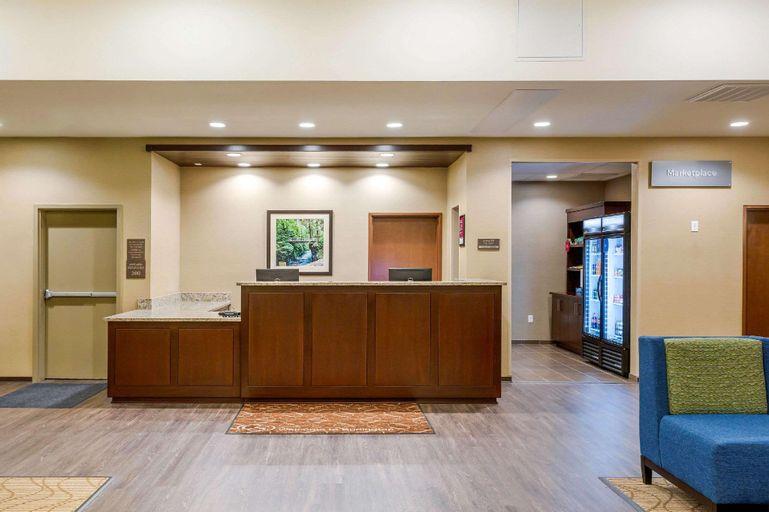 Comfort Suites Burlington near I-5, Skagit